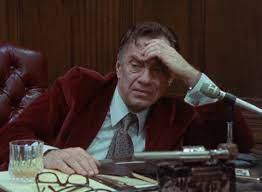 รีวิวเรื่อง SECRET HONOR (1984)