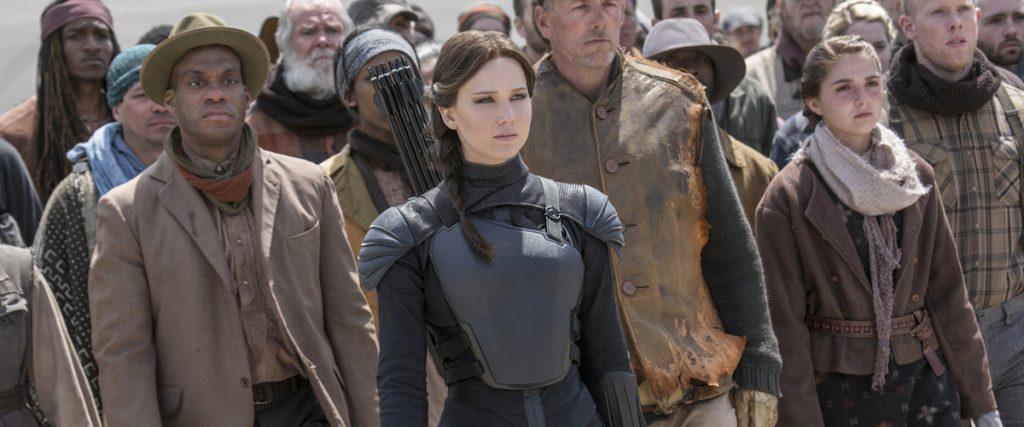 รีวิวเรื่อง The Hunger Games: Mockingjay — Part 2